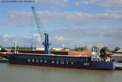 Ship Ex by Warshipsresearch Polish General Cargo Ship Ex Marie