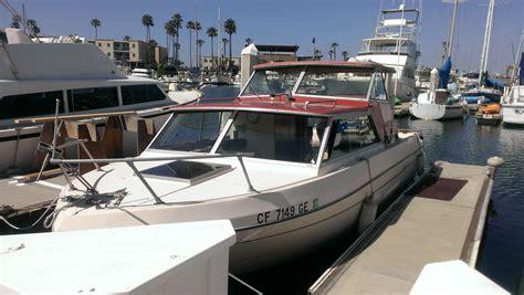 Boat Slip Oceanside by 1977 Bayliner Saratoga 2550 W Oceanside Slip Power Boat