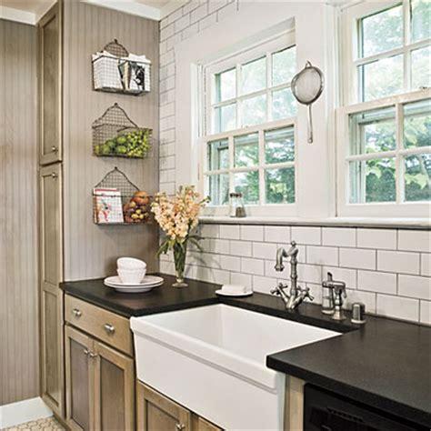 southern living kitchens ideas cottage kitchen cottage style ideas and inspiration southern living