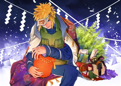 Download 2560x1700 Naruto, Namikaze Minato Wallpapers For