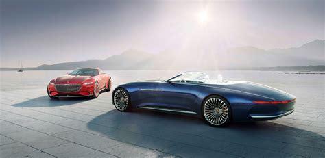 Vision Mercedesmaybach 6 Cabriolet News, Photos, Specs