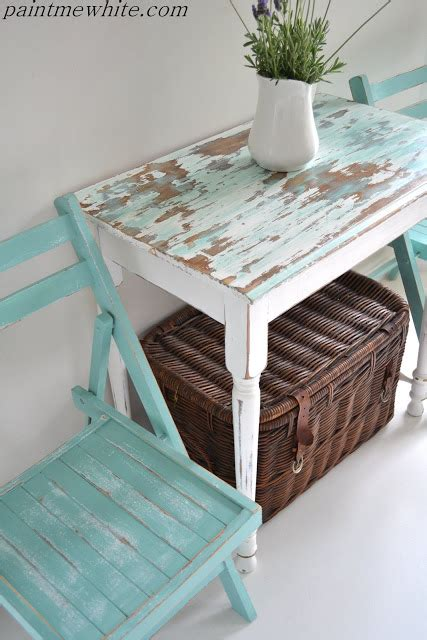 beachy kitchen table paint me white beachy side table and garden chairs