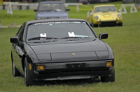 1988 Porsche 924s Technical Specifications And Data