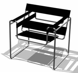 Wassily Kandinsky Chair : sedia wassily wikipedia ~ Markanthonyermac.com Haus und Dekorationen