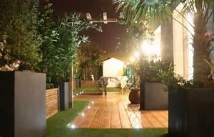 quel eclairage pour une terrasse quelle lumiere With eclairage pour terrasse en bois exterieur