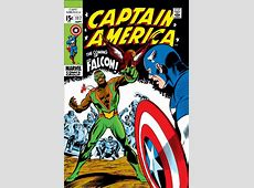 Captain America #117 The Coming of the Falcon Issue