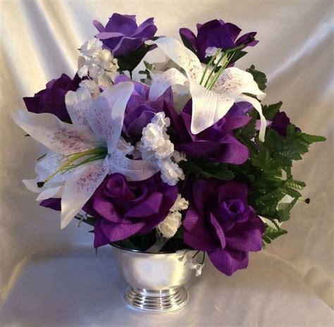 lavender centerpieces ideas  pinterest floral