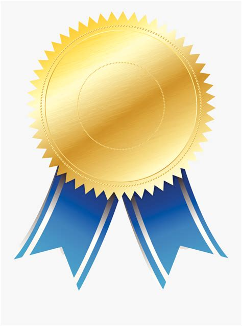 Photo Clip Art Certificate Ribbon Free Transparent