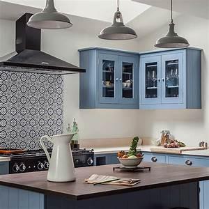 ELLE Decoration UK Moroccan-inspired kitchen