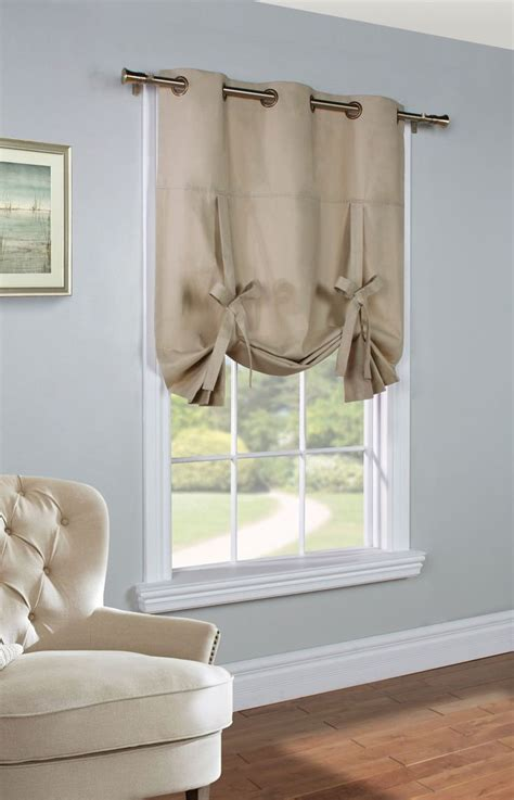 Tie Up Curtains by 25 Best Ideas About Tie Up Curtains On No Sew