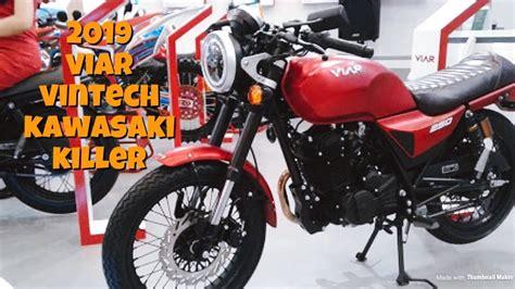 Viar Vintech 2019 by 2019 Viar Vintech Killer Kawasaki W175 Test Drive