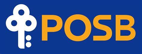 POSB Bank logo & logotype