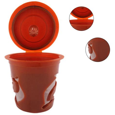 Buy online from the illy shop. K-Cup Refillable Reusable K-Cup Coffee Filter Pod Keurig ...