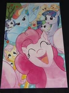 My Little Pony Print