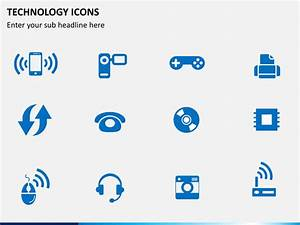 Technology Icons Powerpoint