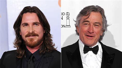 Christian Bale Mystery Mumble Robert Niro What