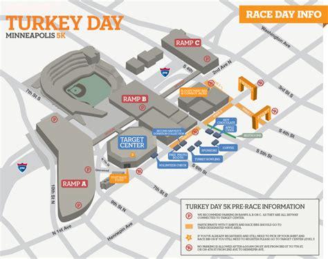 Turkey Day Run Minneapolis Course