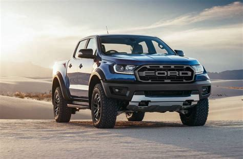 Ford Ranger 2018 by 2018 Ford Ranger Raptor Unveiled Gets 2 0tt With 10 Spd