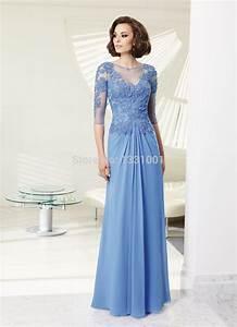 gorgeous wedding chiffon mother of the bride vestidos de With godmother wedding dress