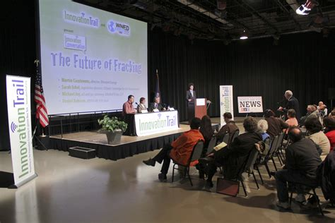 Innovation Conversation The Future Of Fracking