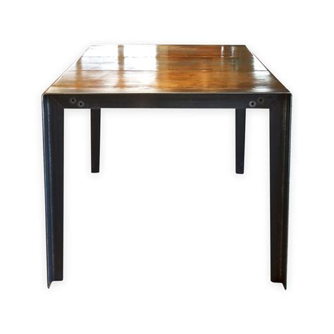 Contemporary Copper Table Copper Dining Table Andrew