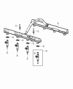 Dodge Durango Injector  Fuel