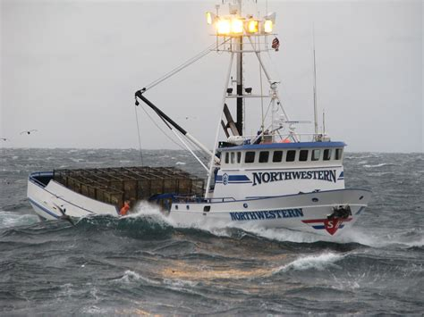 Northwestern Boat by Deadliest Catch On Discovery Channel Crabs