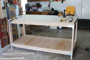 Enter to Win a Workbench/Shelving Kit for a Chance to Make