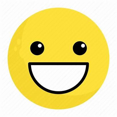 Feeling Happy Emotion Emoji Face Icon Smile