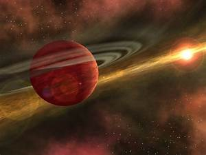 Giant Alien Planet Discovered in Most Distant Orbit Ever Seen