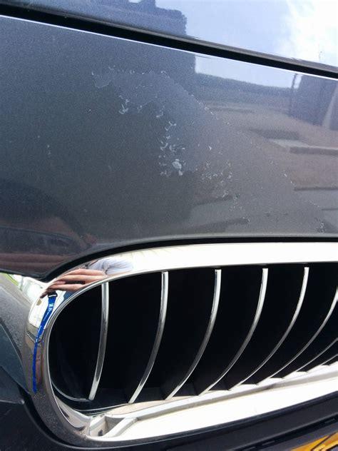 paint peeled   carwash  bmw limited warranty