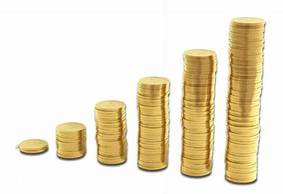 Coin Stack Coins Clipart Transparent Money Dogecoin