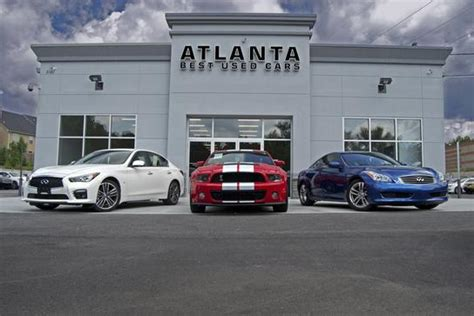 atlanta   cars car dealership  peachtree corners