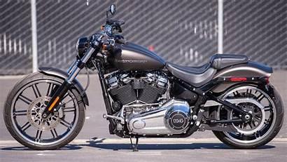 Breakout Harley Davidson 114 Motorcycle Badass Seat