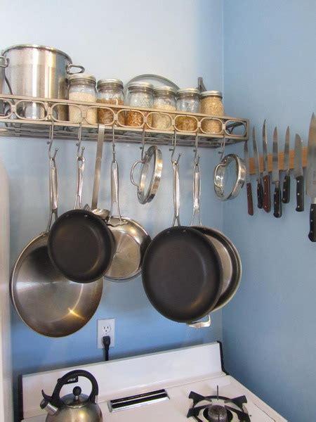 kitchen rail storage system picture of kitchen rails storage ideas 5546
