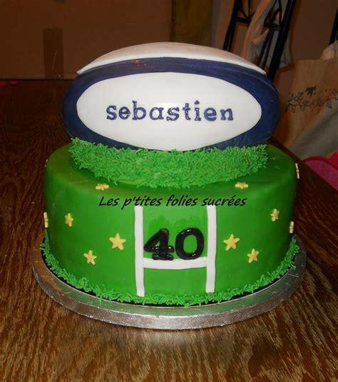 les 25 meilleures id 233 es de la cat 233 gorie g 226 teau de rugby sur g 226 teau d anniversaire