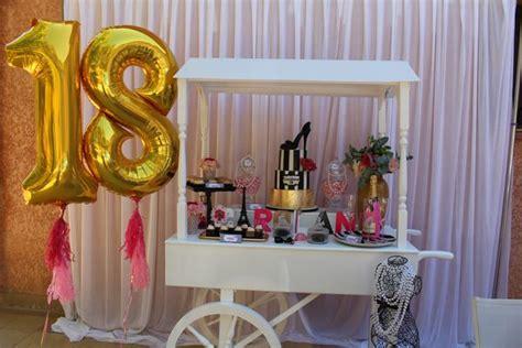 decoration anniversaire  ans rouge  noir