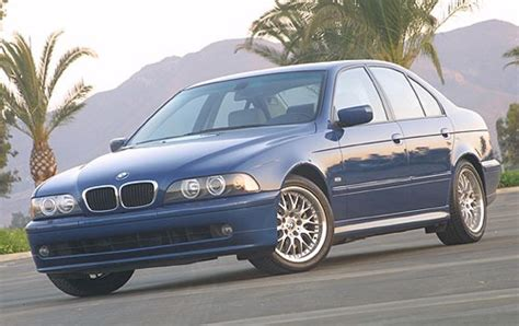 2002 Bmw 5 Series  Information And Photos Zombiedrive