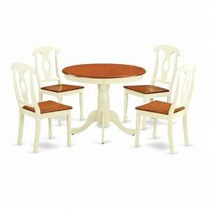 East west 5 piece dining set wayfair for Furniture for kitchen diner