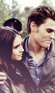 Stefan & Elena.. - Stefan Salvatore and Elena Gilbert Fan ...