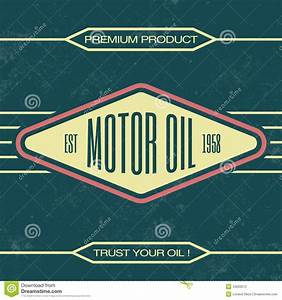 vintage oil sign retro template stock photography With vintage sign templates free