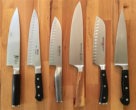knives chef recommendations six cutlery quibbles got ve