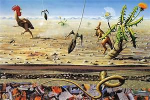 Future Evolution | Alexis Rockman