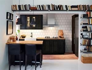 Küchen Ideen Kleiner Raum : ideen f r die minik che k chen regional ~ Michelbontemps.com Haus und Dekorationen