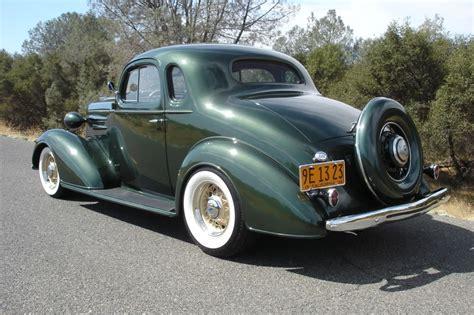 1936 Chevrolet 3 Window Coupe  The Hamb