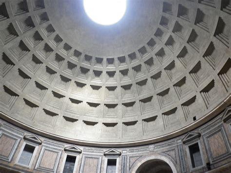 Cupola Pantheon by Pantheon Architettura E Tecnica Costruttiva 2la