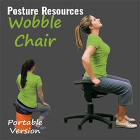 used pettibon wobble chair prevents and relieves low back the wobble chair is