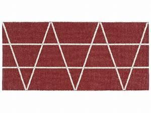 Tapis En Plastique : tapis en plastique le tapis de horred viggen rouge ~ Teatrodelosmanantiales.com Idées de Décoration