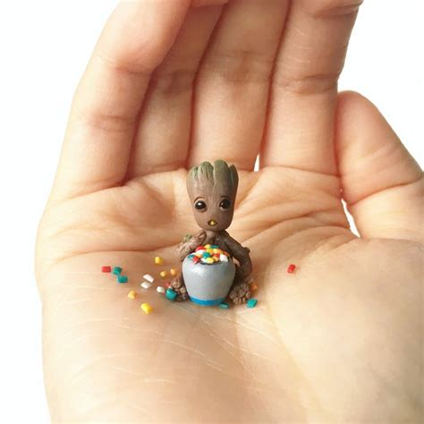 Guardians Of The Galaxy Wallpaper Sweet Toothed Baby Groot By Lonelysouthpaw On Deviantart
