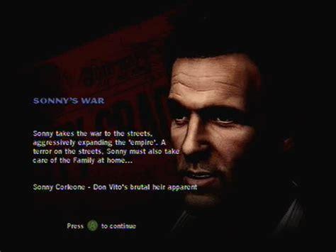 godfather  gamesonnys war strategywiki